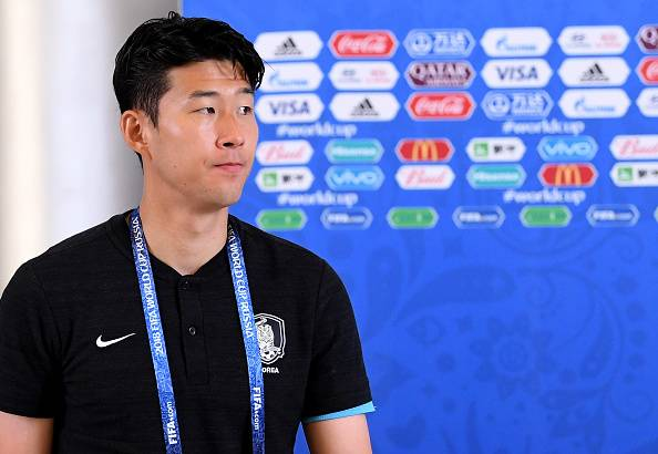 Korea's Captain Son Heung-min: We should be like tigers; I will take the initiative