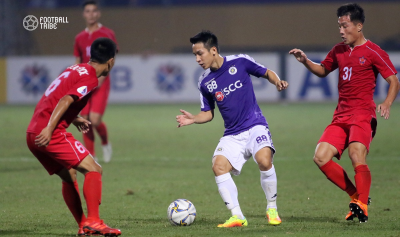 Hanoi FC Face Tough Trip to North Korea