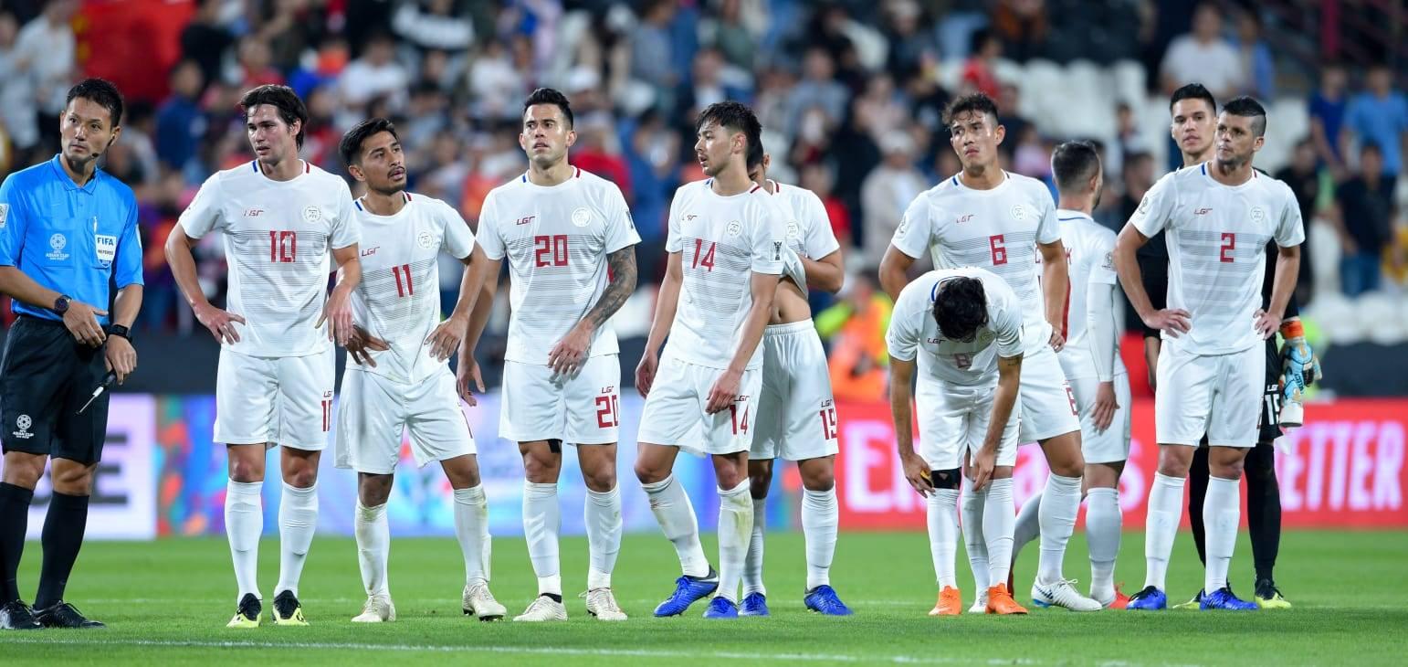Thai League Most Represented in Philippines Squad