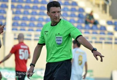 Uzbek referee to take charge of Bahrain-Iran match