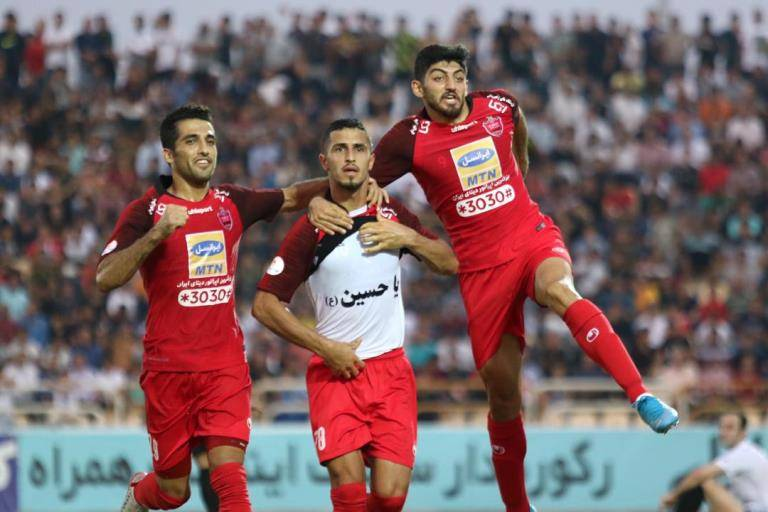 Ali Alipour became Persepolis best goal-scorer in Pro league era