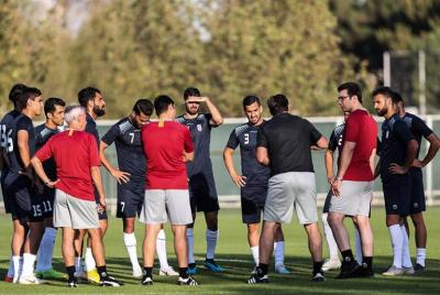 Marc Wilmots Announces Iran Squad for 2020 World Cup Qualifiers