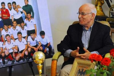 Persepolis legend Jafar Kashani passed away at the age of 76