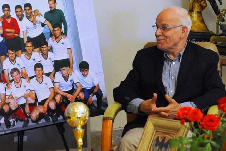 Persepolis legend Jafar Kashani passed away at the age of 76