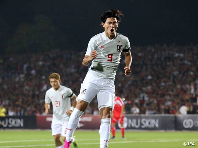 Five Things We Learned from Japan's 3-0 Win at Tajikistan