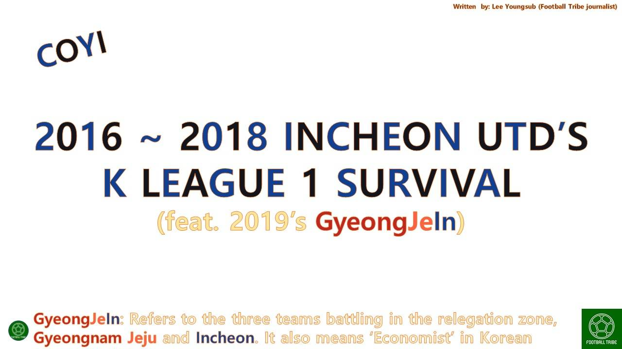 Can anyone top Incheon United's 'survival instinct'?