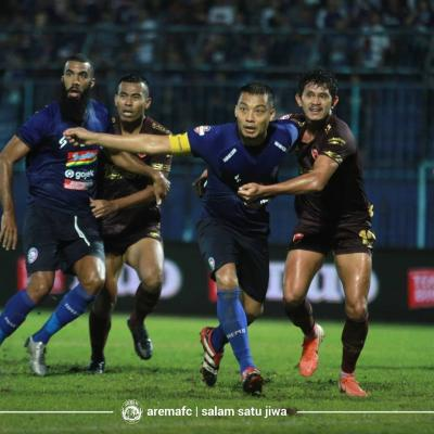Arema Piled More Misery on PSM Makassar