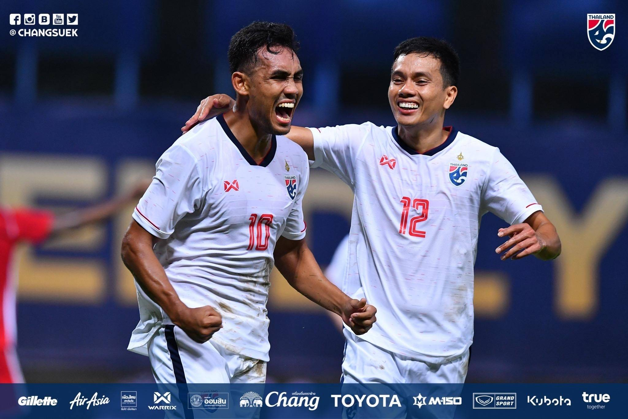 Five Things We Learned – Thailand 1-1 Congo