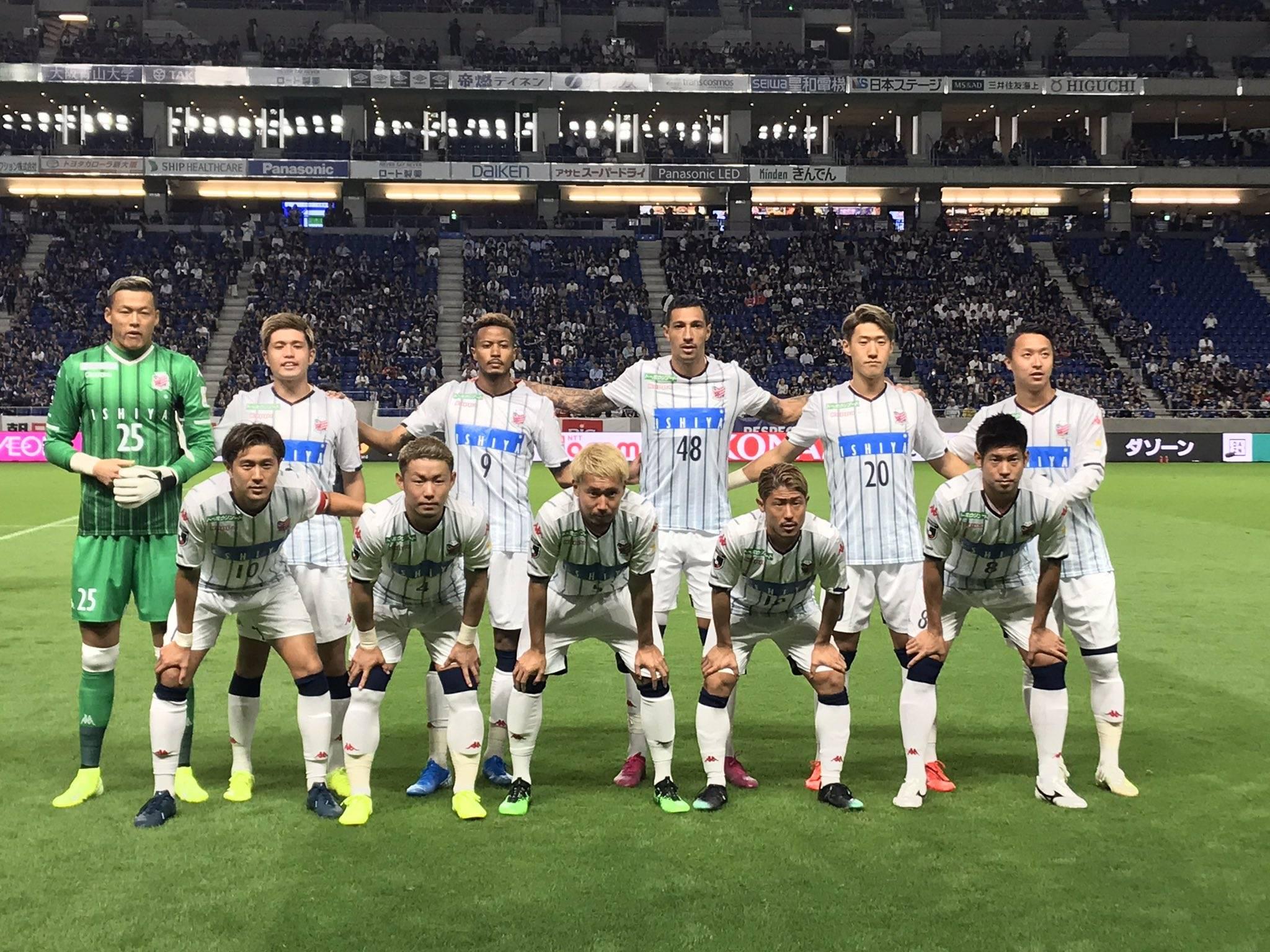 Kashima Goes Top as Gamba Hit Consadole for Five – J.League 1 Matchweek 28 Roundup