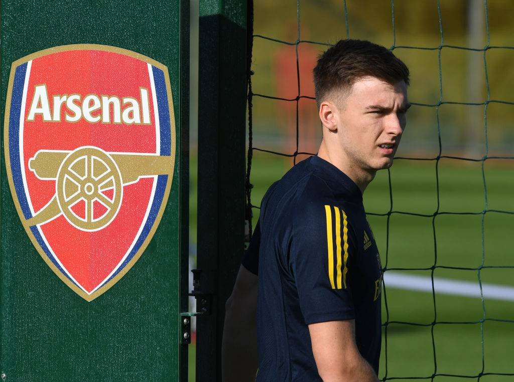 Kieran Tierney Hopes to Help Arsenal Get Back into the Champions League