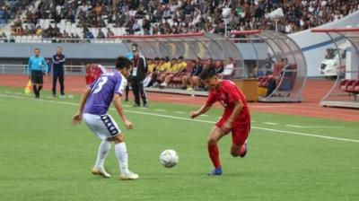 Hanoi FC Fail to Reach AFC Cup Final With Draw in Pyongyang