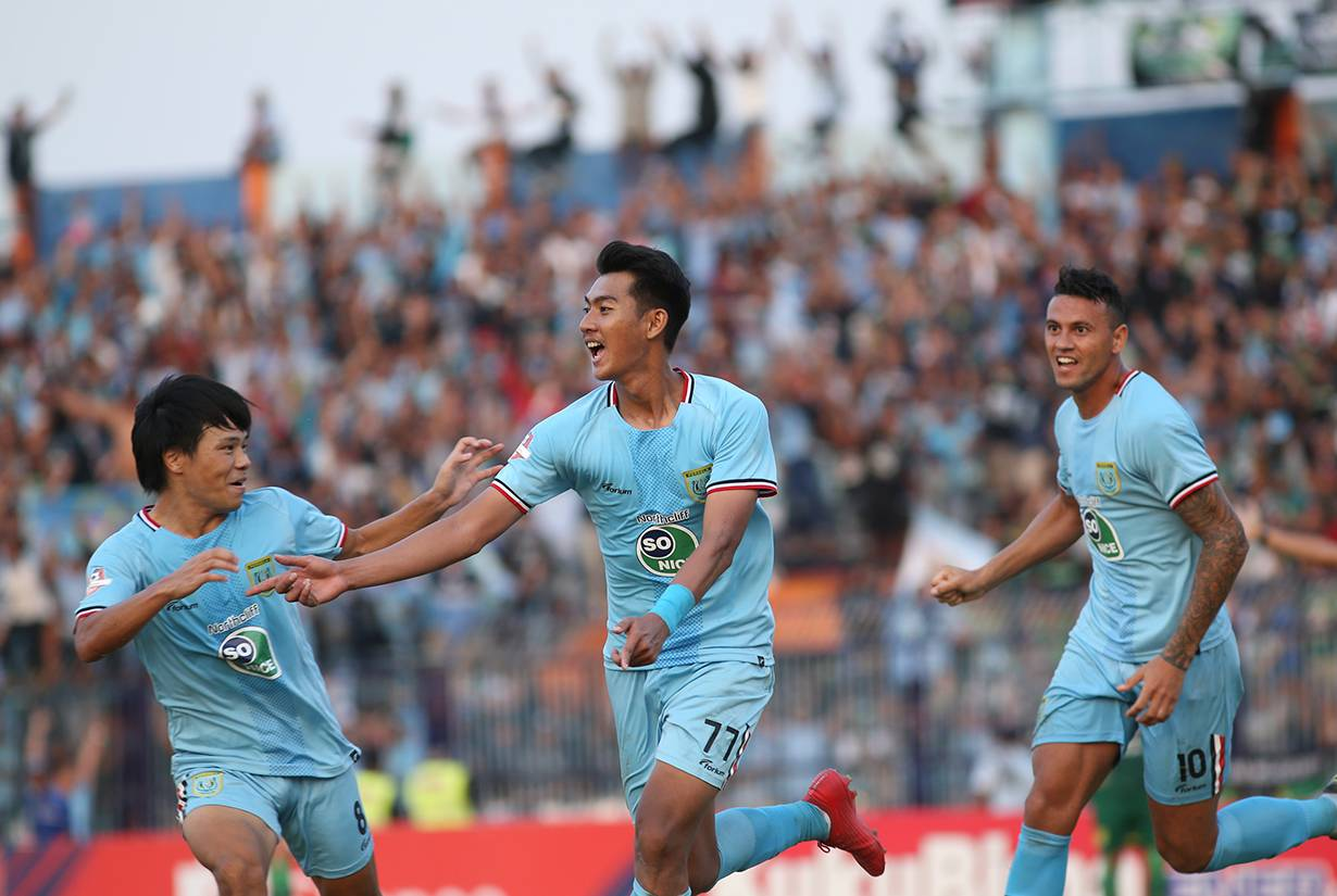 East Java Derby Glory for Persela