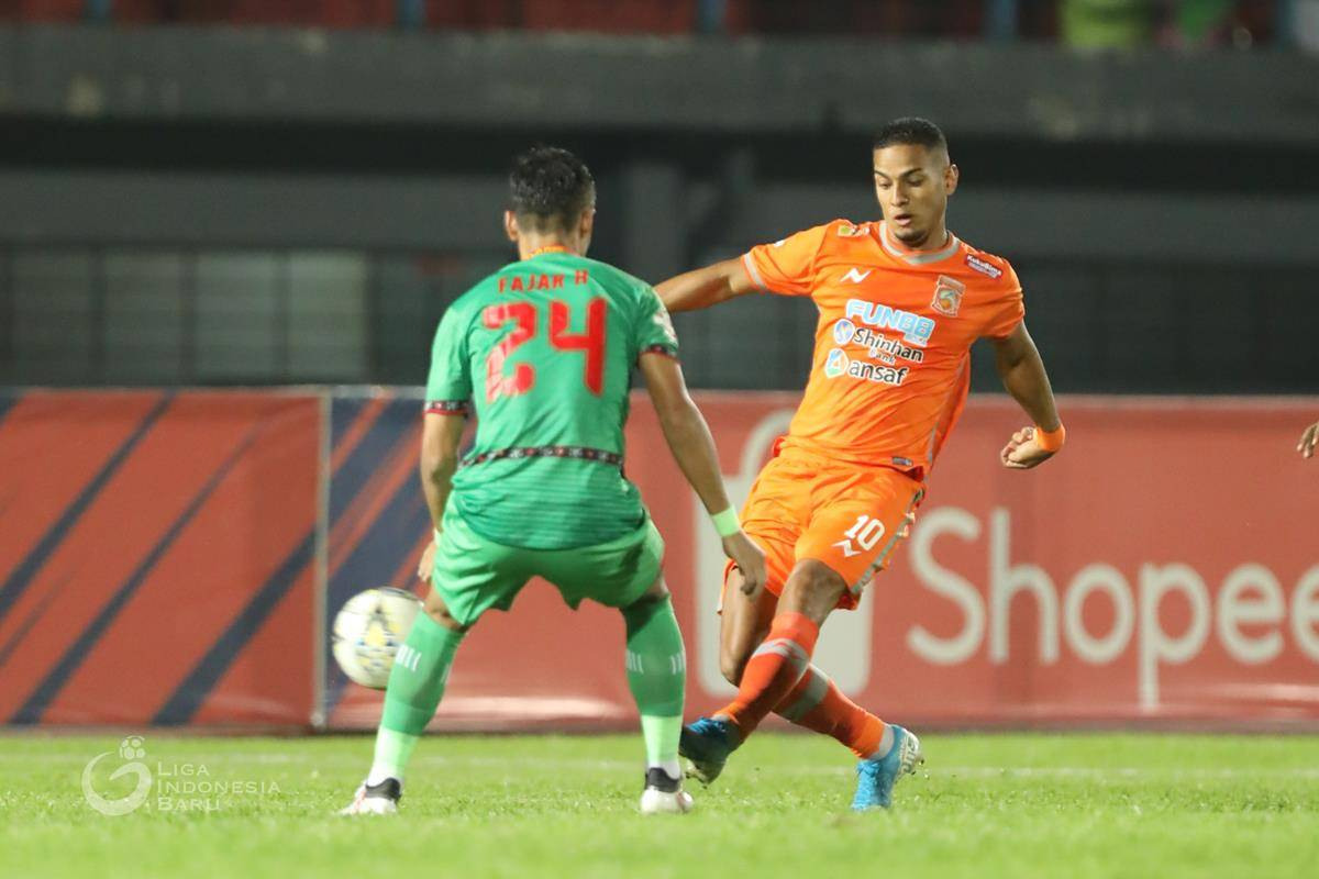 Pesut Etam Came Out on Top in the Borneo Derby