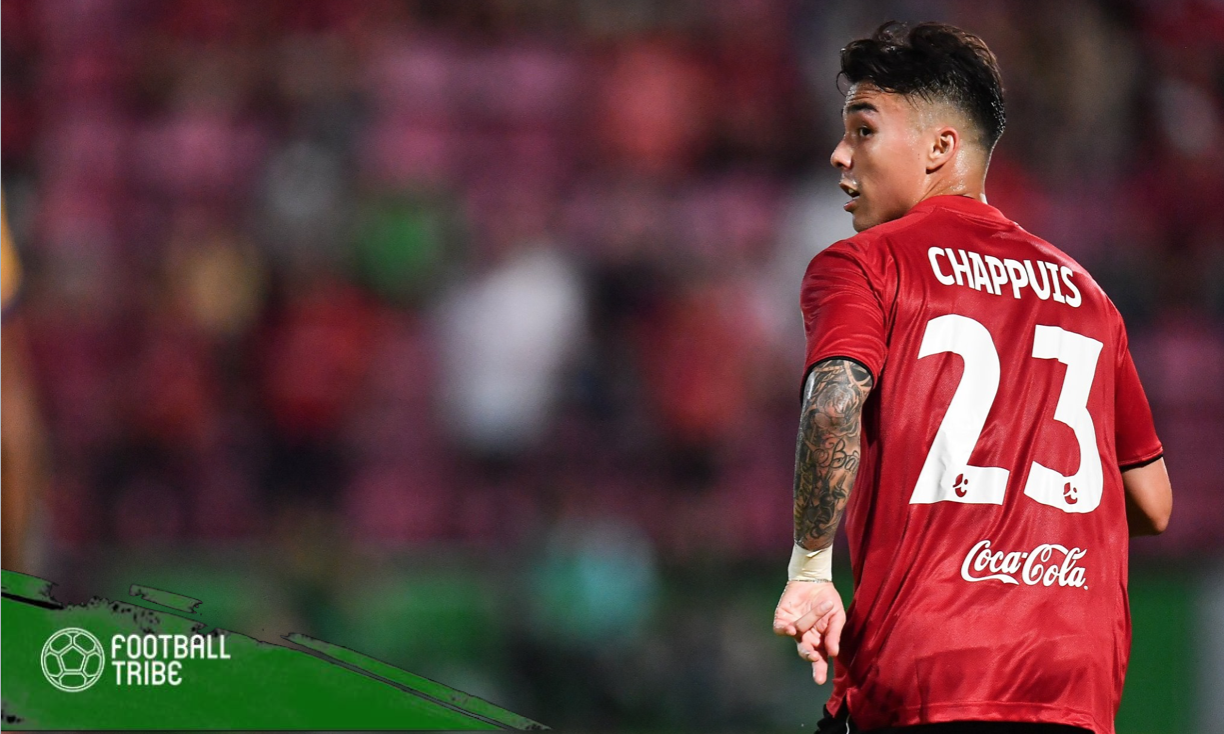 TRIBE TALK: Charyl Chappuis, Thailand and Muangthong United Star