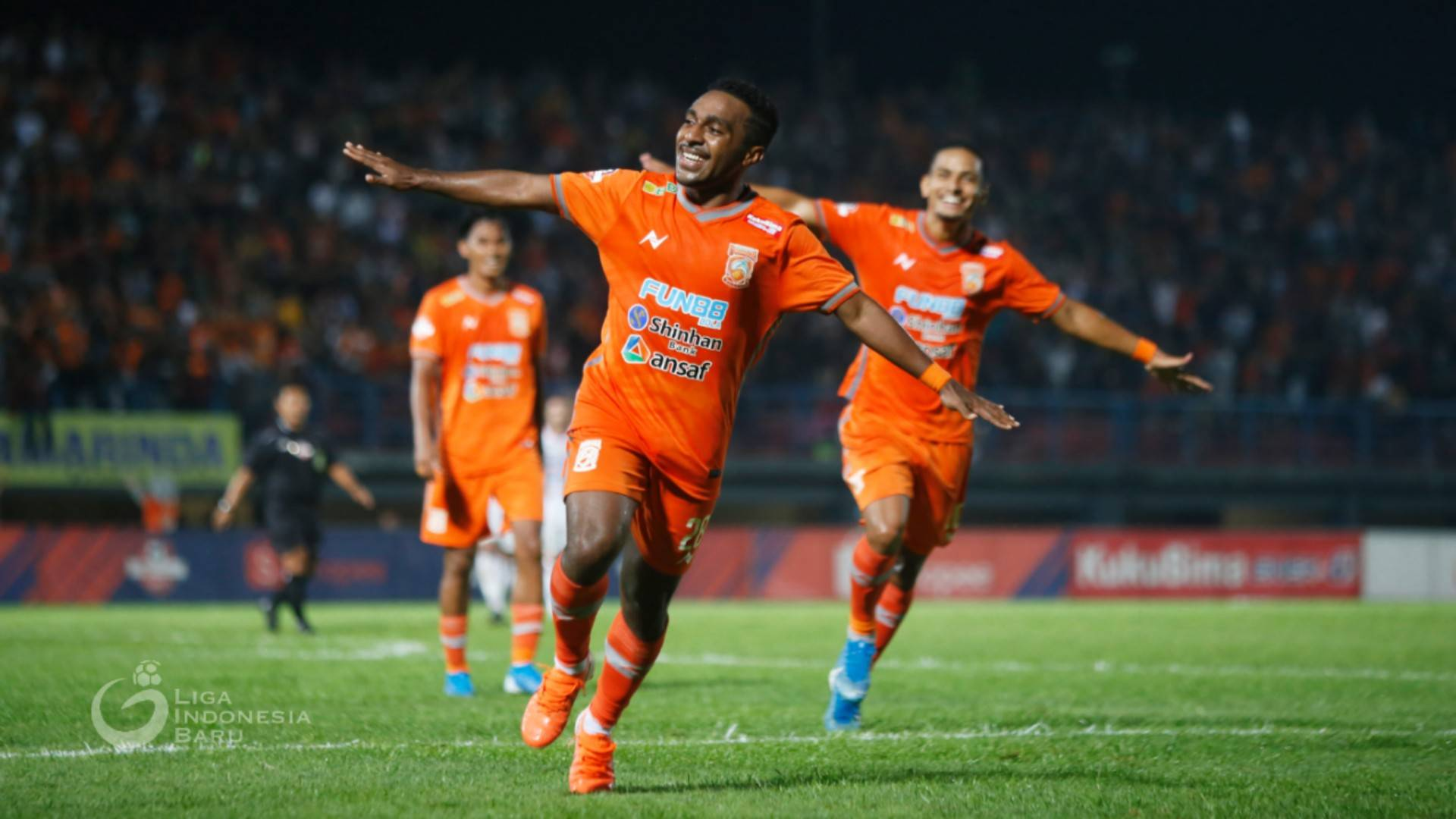 Bali United Destroyed by Borneo FC, Persib and PSM Both Won Big