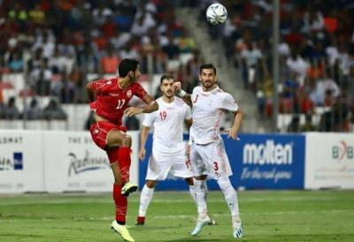 Bahrain beat Iran 1-0 in Riffa