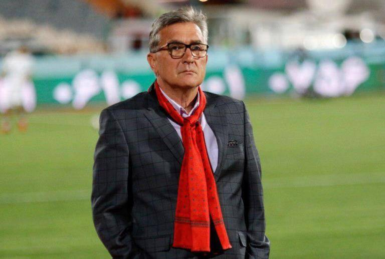 Does Ivankovic replace Wilmots on Iran bench?