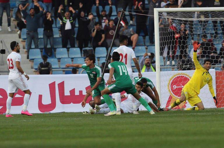 Iraq defeat Iran in 2022 World Cup qualifier