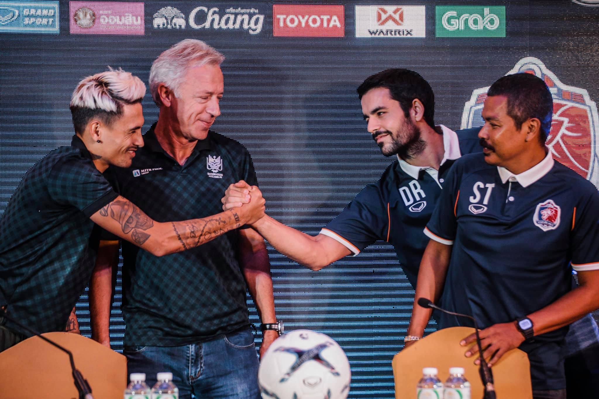 Port and Ratchaburi Eye FA Cup Glory