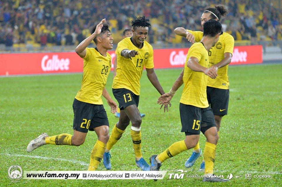 Malaysia Looking to Close Gap on Group Leaders