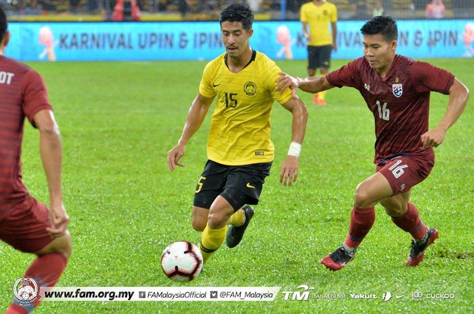 Malaysia International Brendan Gan Joins Selangor