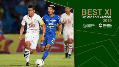 Thai League Team of the Year 2019