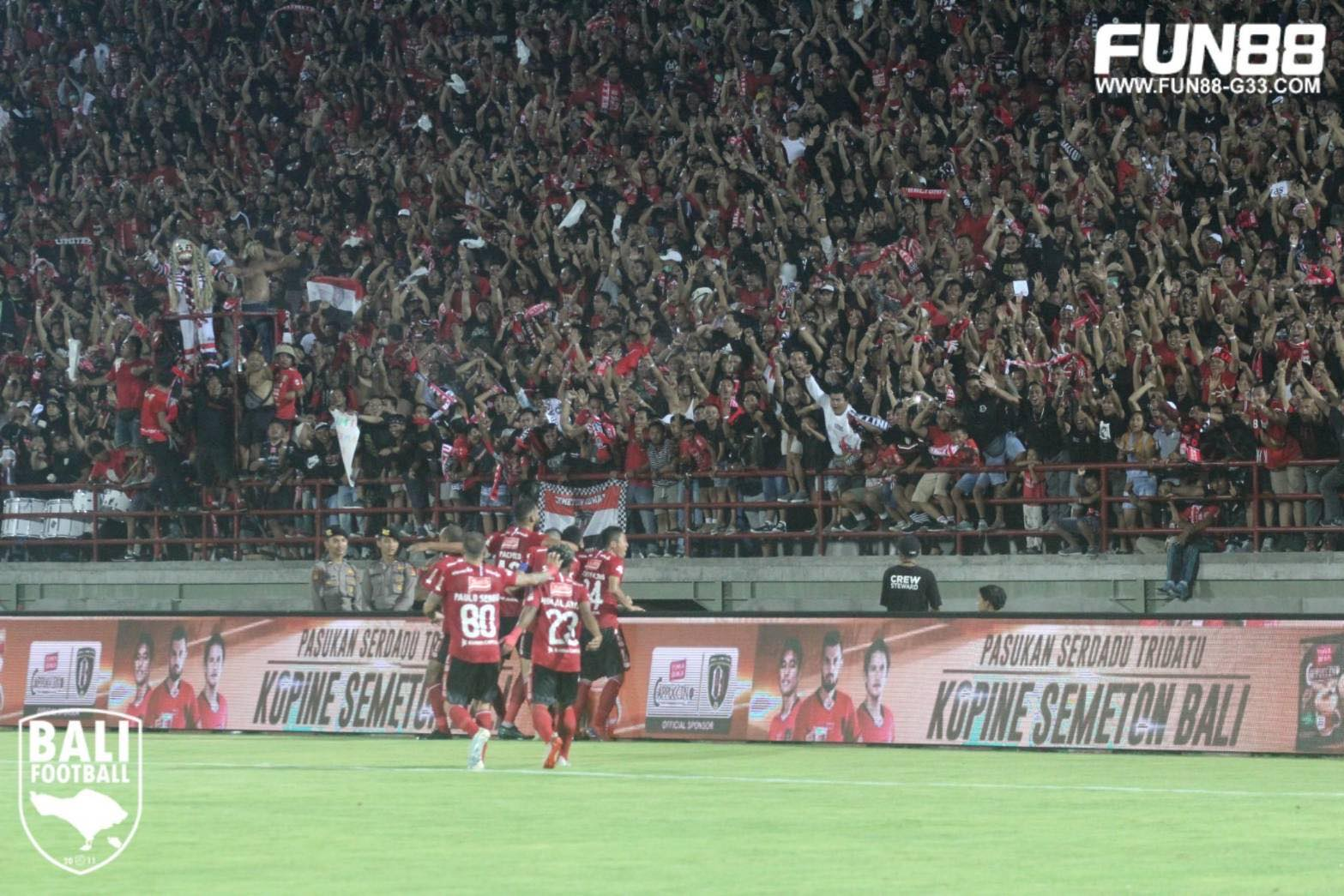 Bali United Just a Point Away From Liga 1 Title