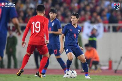 Vietnam and Thailand Stalemate Leaves Group G in the Balance