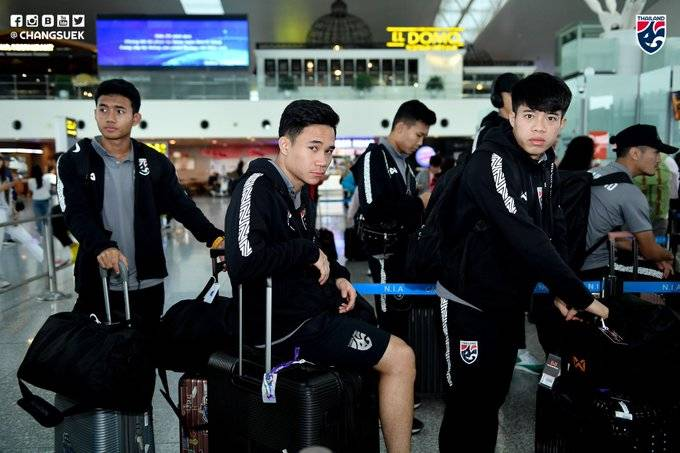 Supachok and Ekanit Included in Thailand's SEA Games Squad