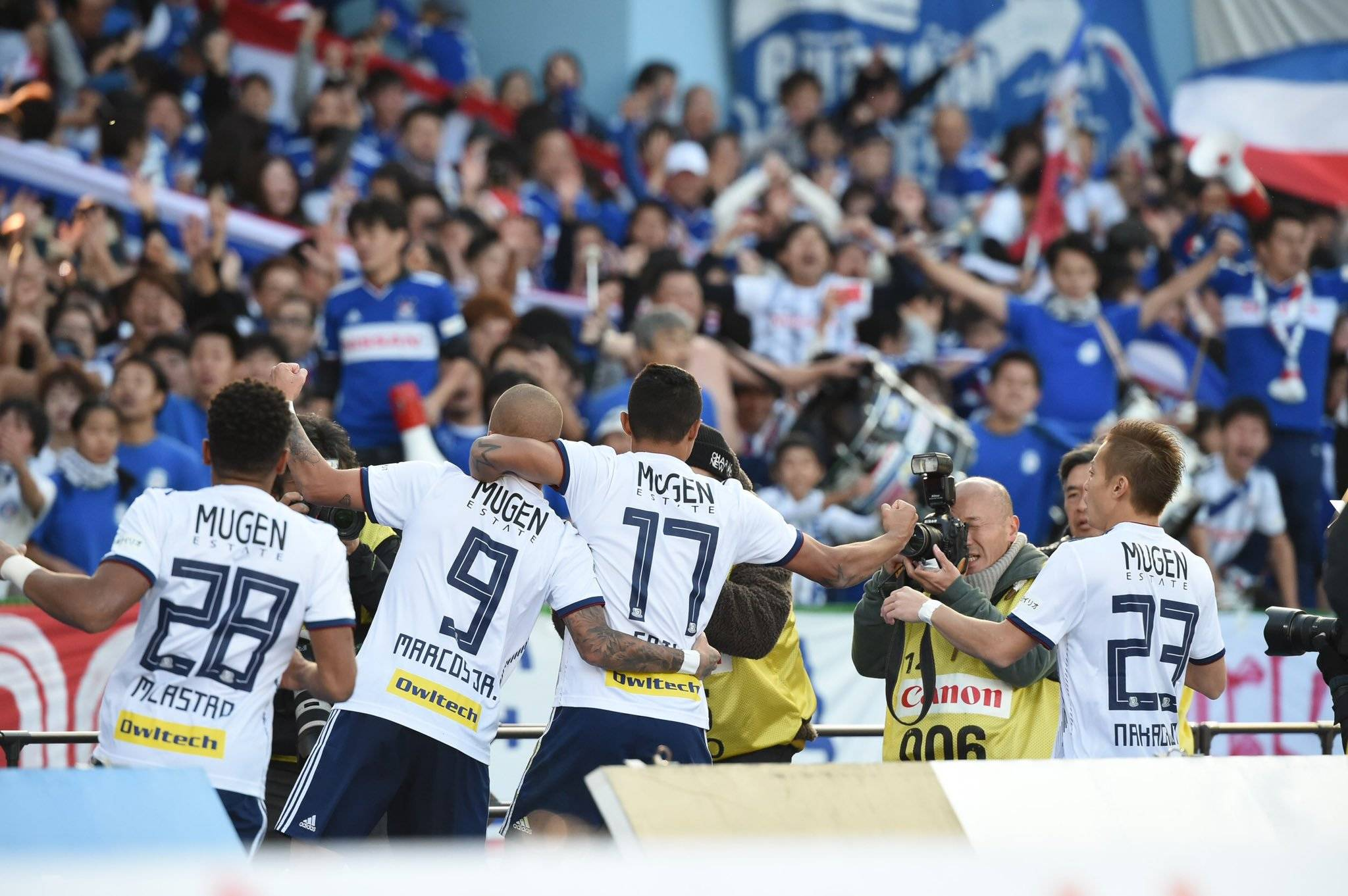F. Marinos on the Brink of Glory, Matsumoto and Iwata Relegated