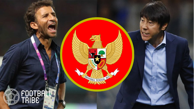 McMenemy out, Milla or Shin Tae-yong in for Indonesia