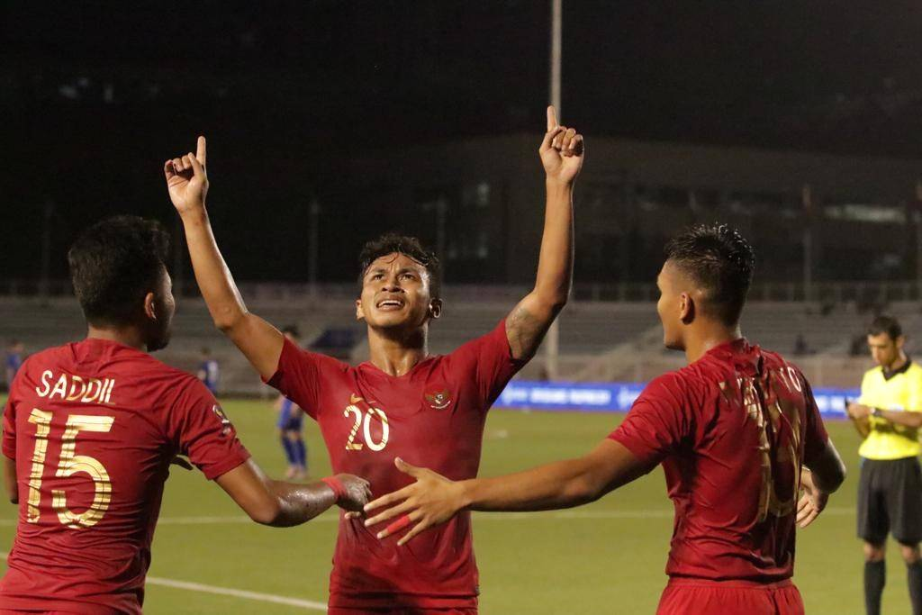 Confident Indonesia Makes It Two Wins Out of Two