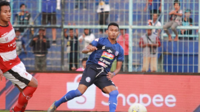 Bali Edge Closer as Arema Beat Madura United