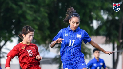 Women's Football SEA Games Opened With Two Draw Games