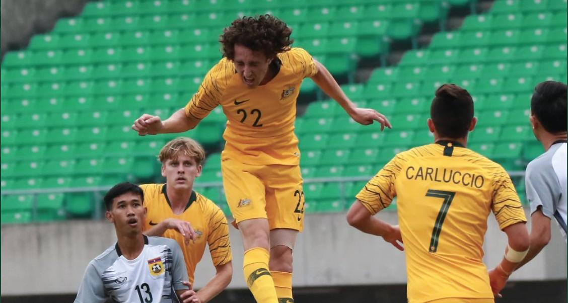 Laos U19 Pull Off 2-2 Draw With Australia in AFC Qualifying