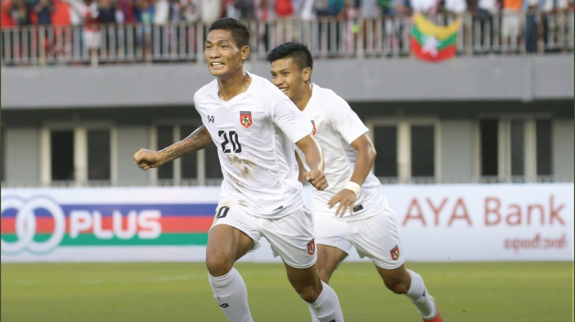Myanmar's Remarkable Win Gives Japan the Advantage