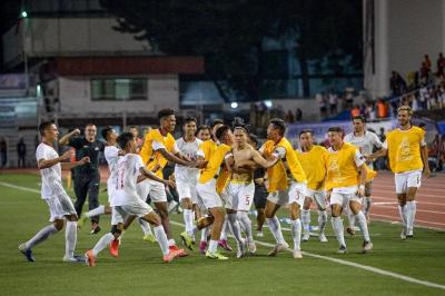 Cambodia Top Group A with 5-0 Win over Timor Leste