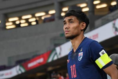 Teerasil Dangda Could Return to the J-League in 2020