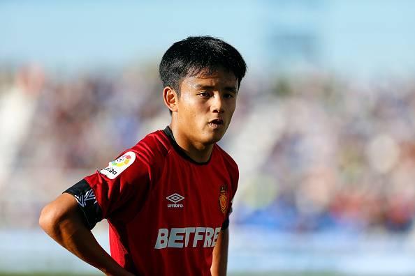 Takefusa Kubo Scores First La Liga Goal