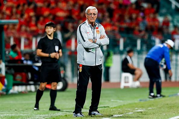 Marcelo Lippi Resigns as China Boss After Defeat to Syria