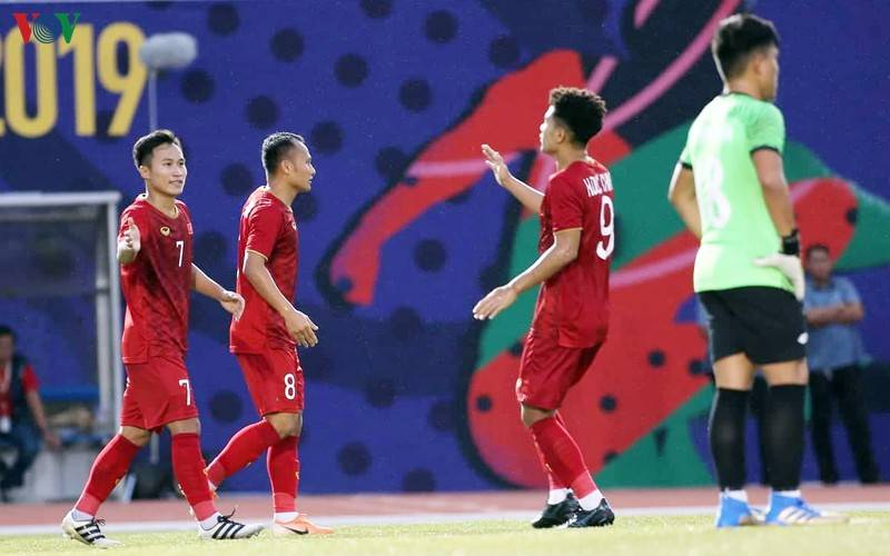 Vietnam Beat Brunei in SEA Games Opener with Reserve Squad