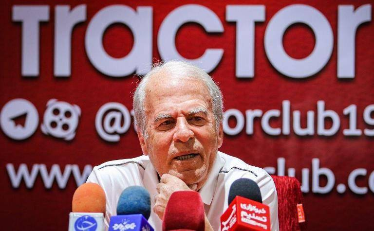 Official: Tractor parted company with Mustafa Denizli