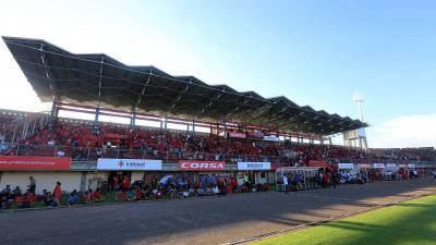 Bali United to Host Their 2020 AFC Games at the Patriot?