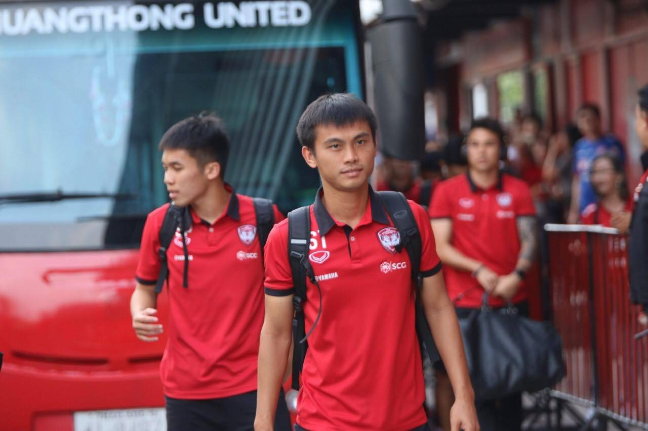 Muangthong's Sanukran Thinjom Set to Join Chiangrai United
