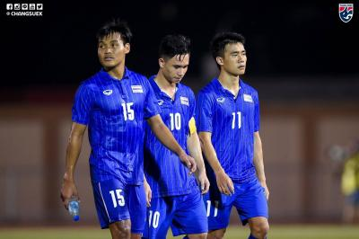 Thailand Eliminated From SEA Games After Vietnam Draw