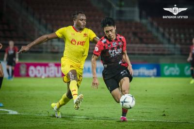 Bangkok United's Anon Amornlerdsak Could be Next to Join FC Tokyo