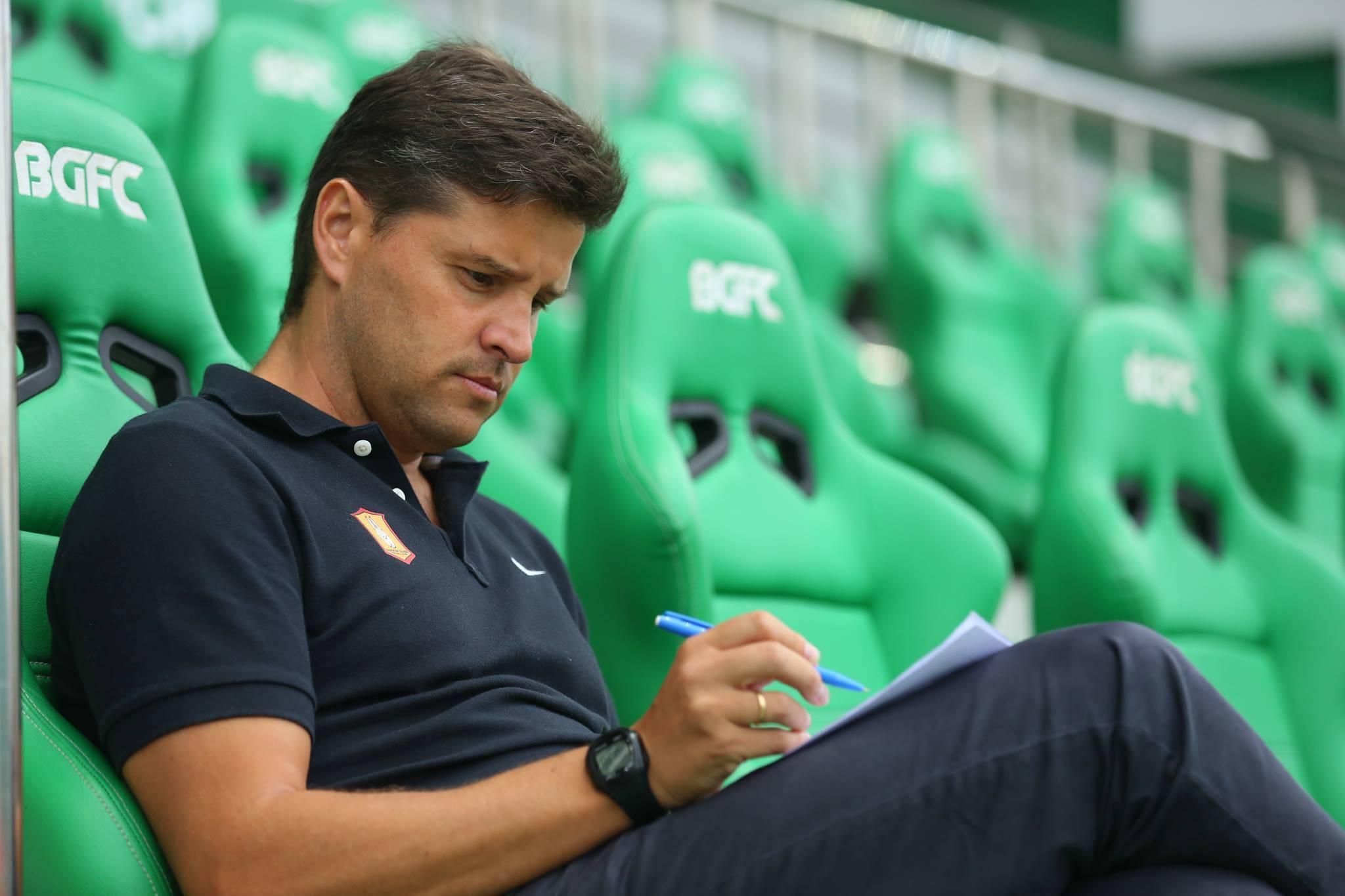 Former BG Boss Ricardo Rodriguez Prepares for J-League Promotion Playoff With Tokushima Vortis