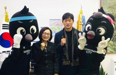Seongnam FC signs former international, Kim Nam-il as their new manager