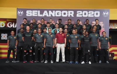 Selangor Strengthen Squad Ahead of 2020 Season