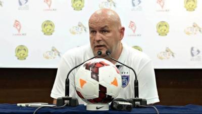 Bojan Hodak Appointed Coach of PSM Makassar